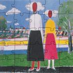 Rompecabezas de Malevich