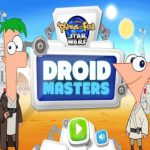 Phineas and Ferb Droid Masters