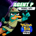 Phineas and Ferb: Agent P Rebel Spy