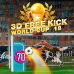 Copa del Mundo de Tiro Libre 3D 18