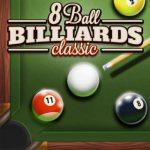 Billar de 8 bolas clásico