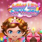 Cumpleaños De Baby Lily