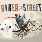 Motociclista callejero