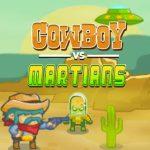 Vaqueros contra marcianos