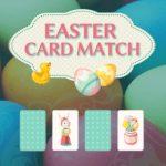 Juego de cartas de Pascua