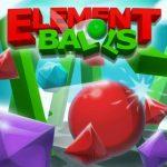 Bolas de elementos