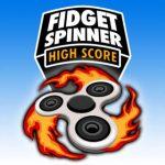 Fidget Spinner Puntaje alto