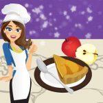 Pastel de manzana francés – Cocinar con Emma