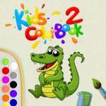 Libro de colores para niños 2