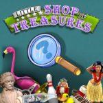 Pequeña tienda de tesoros