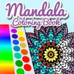 Libro Para Colorear Mandala