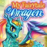 Mi dragón de cuento de hadas