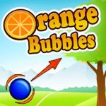 Burbujas naranjas