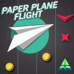 Vuela el avión de papel