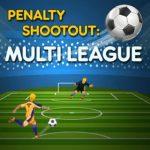 Lanzamiento de penaltis: Liga múltiple