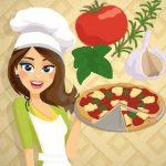 Pizza Margherita – Cocinando con Emma
