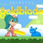 Princesa Goldblade y el agua peligrosa