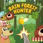 Cazador de la selva tropical