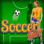 Jugadora de futbol