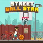 Estrella de basket callejero