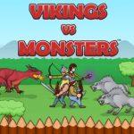Vikingos contra monstruos