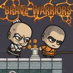 Los bravíos guerreros