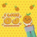 Me gusta el jugo de naranja OJ