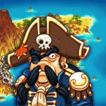 Piratas y cañones