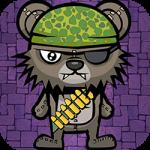 Ametralladora Teddy Bear Zombies