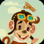 Tommy el piloto mono