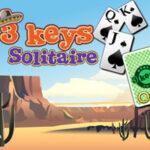 Solitario de 3 llaves