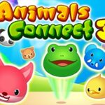 Animales Connect 3