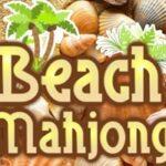 Mahjong en la playa
