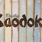 Kaodoku diario