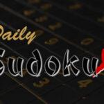 Sudoku diario X