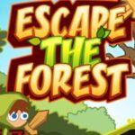 Escapar del bosque