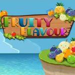 sabor a fruta