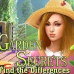 Los secretos del jardín encuentran las diferencias