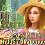 Desafío oculto Garden Secrets