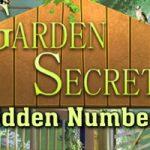 Garden Secrets Números ocultos