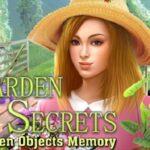 Jardín Secretos Objetos Ocultos Memoria