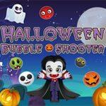 Disparador de burbujas de Halloween