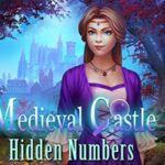Números ocultos del castillo medieval