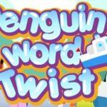 Twist de palabra de pingüino