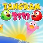 Pájaro tangram