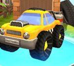Hot Racer 3D de Dibujos animados